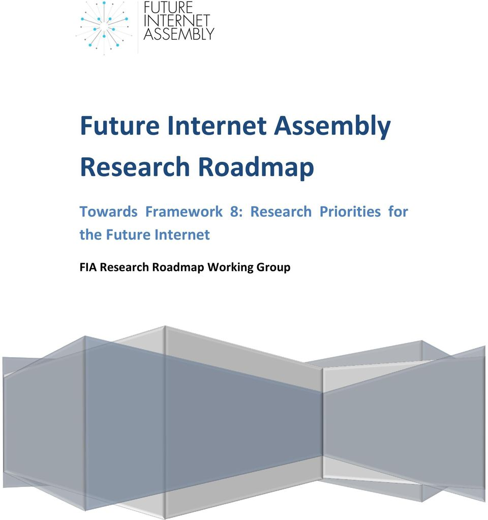 Research Priorities for the Future
