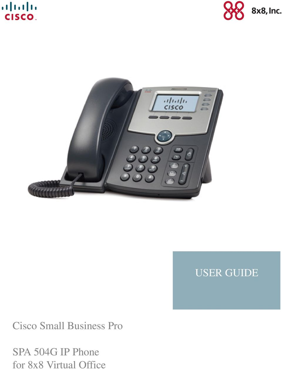 SPA 504G IP Phone