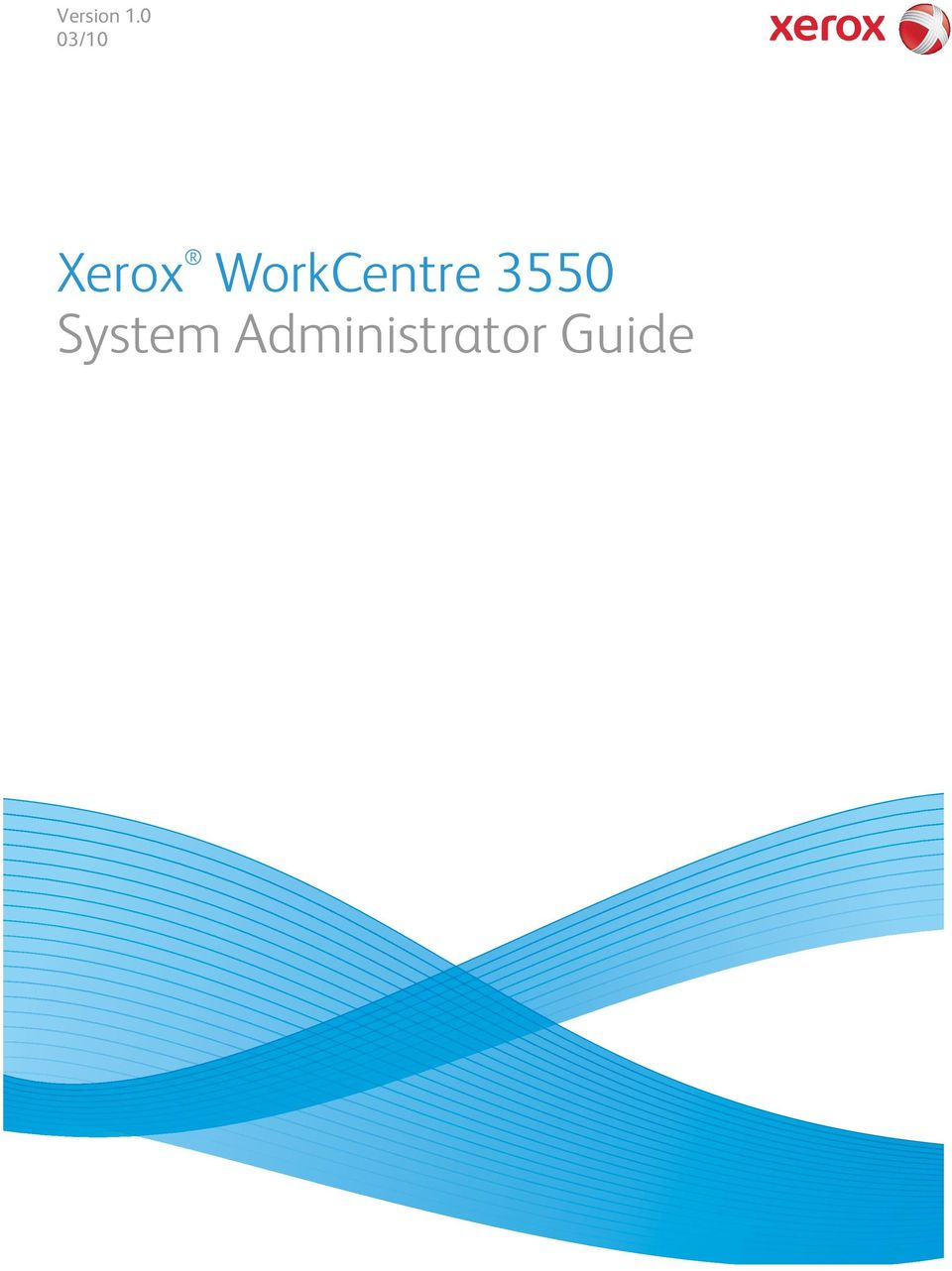 WorkCentre 3550