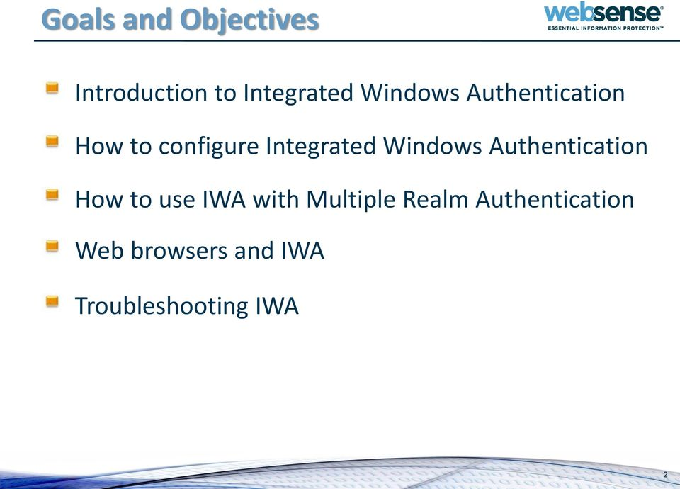 Windows Authentication How to use IWA with Multiple