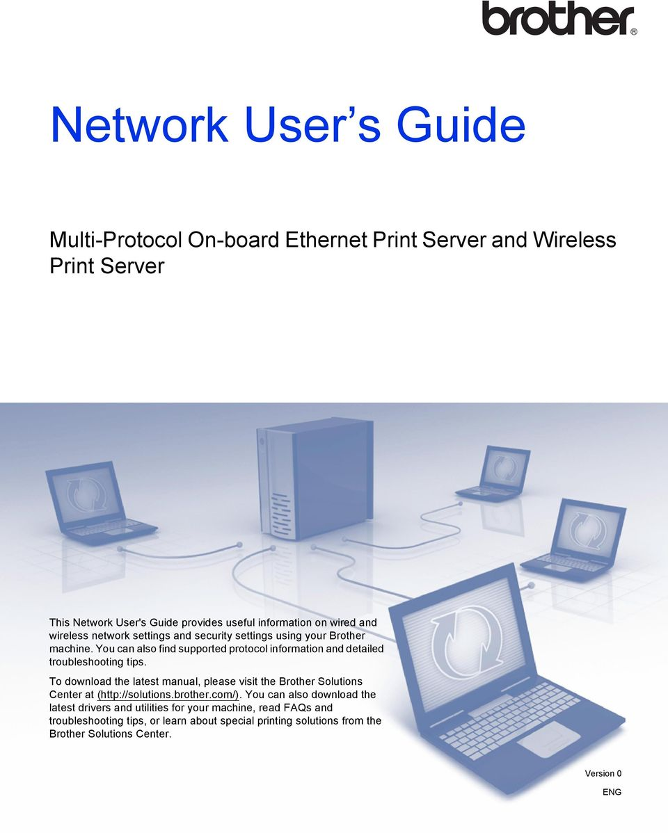 You can also find supported protocol information and detailed troubleshooting tips.