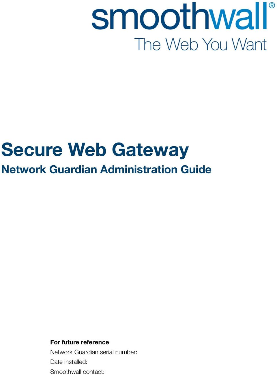reference Network Guardian serial