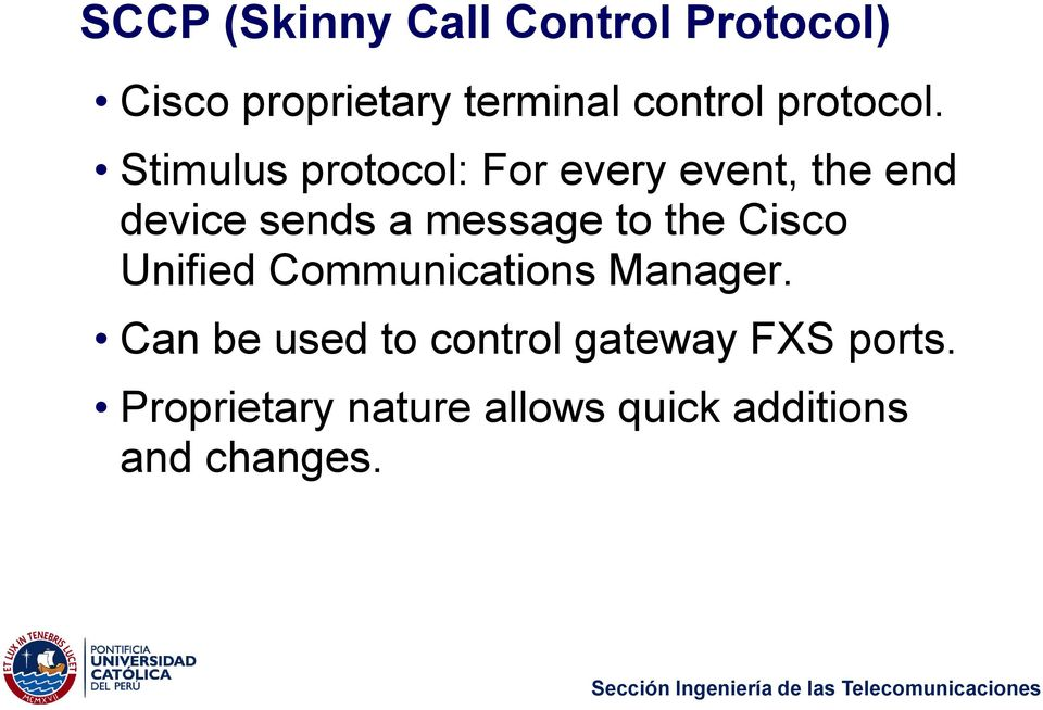 Stimulus protocol: For every event, the end device sends a message to
