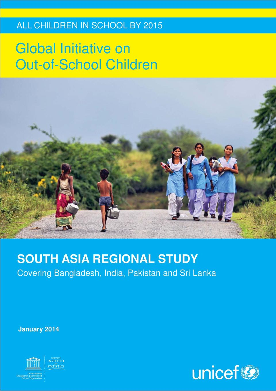 SOUTH ASIA REGIONAL STUDY Covering
