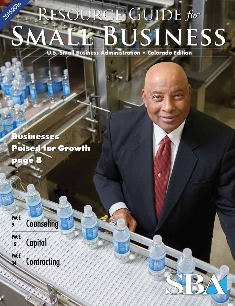 Edition Businesses Poised for Growth page 8