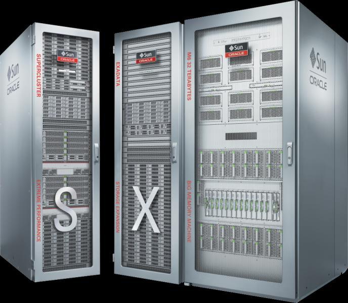 COMPLETE Optimize All Workloads on a Private Cloud Oracle SuperCluster with Exadata Hardware and Exalogic Software Software Compute Storage + + The best system for running