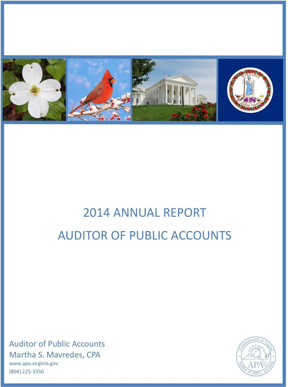 Public Accounts Martha S.