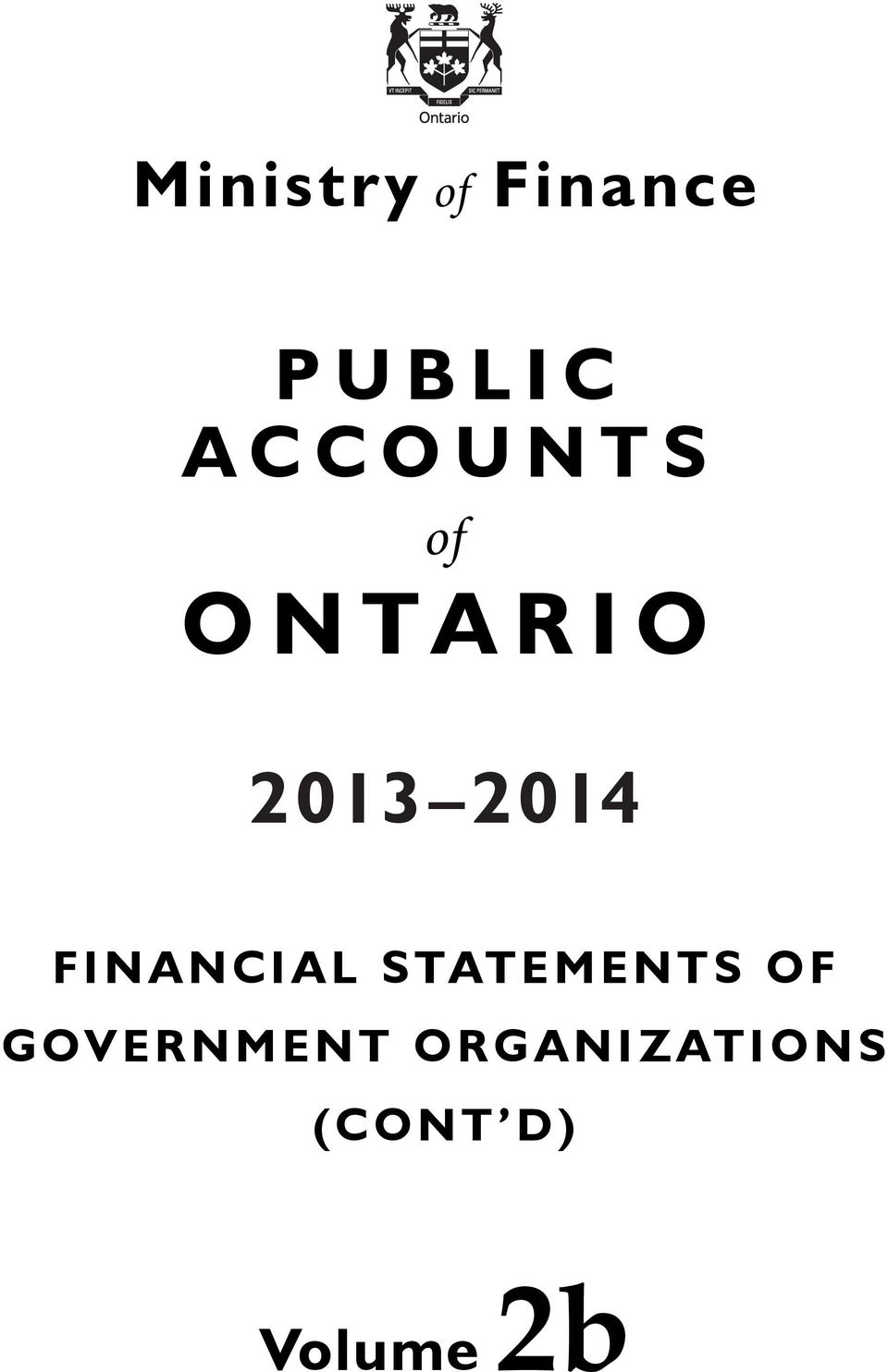 FINANCIAL STATEMENTS OF