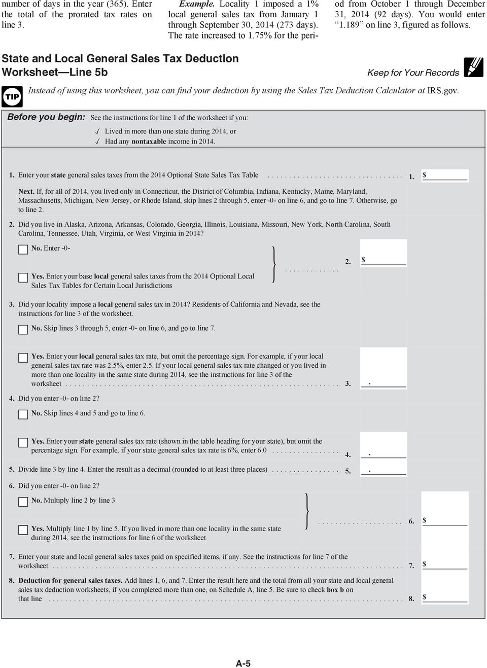 Tax Worksheet 2014 Cxpzinfo – Earned Income Credit 2014 Worksheet