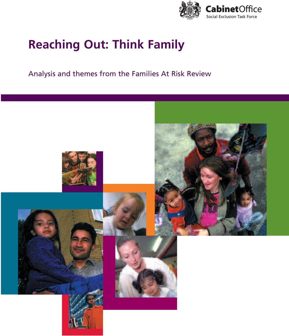 Family Analysis and themes