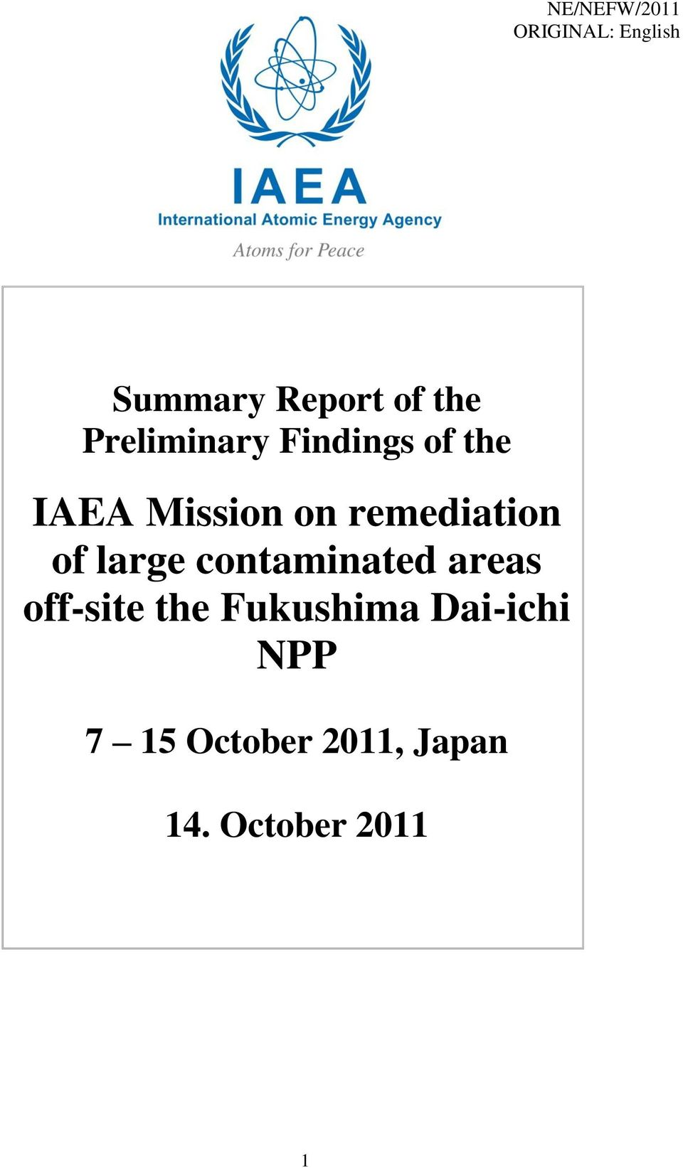 remediation of large contaminated areas off-site the