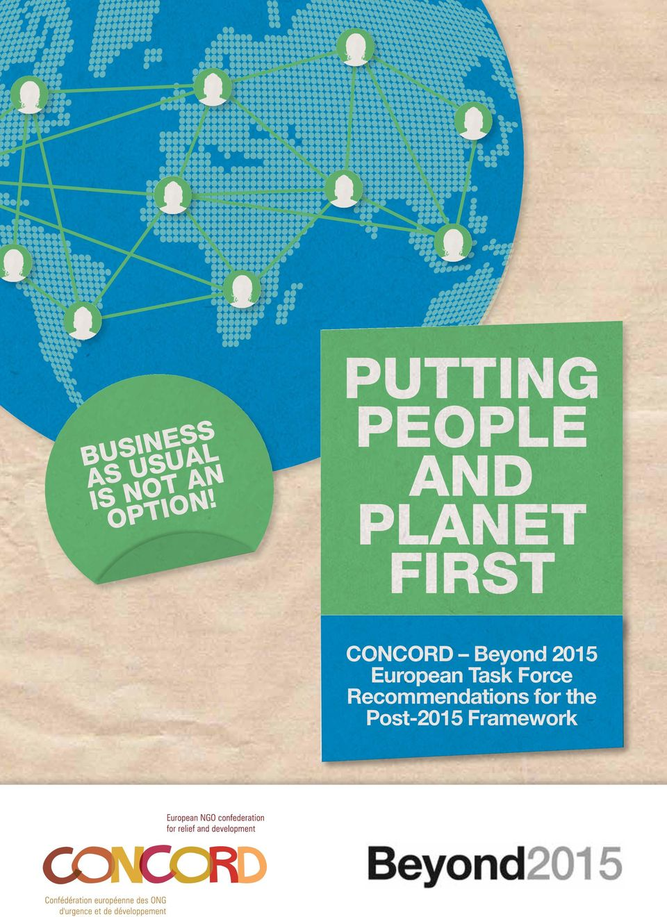 PUTTING PEOPLE AND PLANET FIRST Concord Beyond