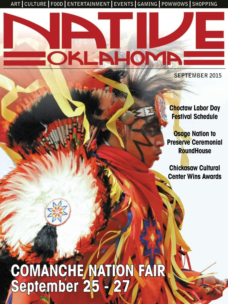 Festival Schedule Osage Nation to Preserve Ceremonial RoundHouse