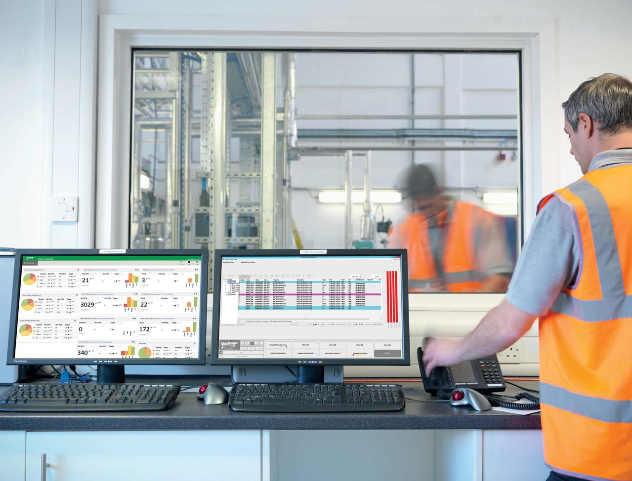 6 Proactive System Monitoring Utility and Services Using state-of-the-art system monitoring technology and standards, Schneider Electric has developed a solution that works in conjunction with