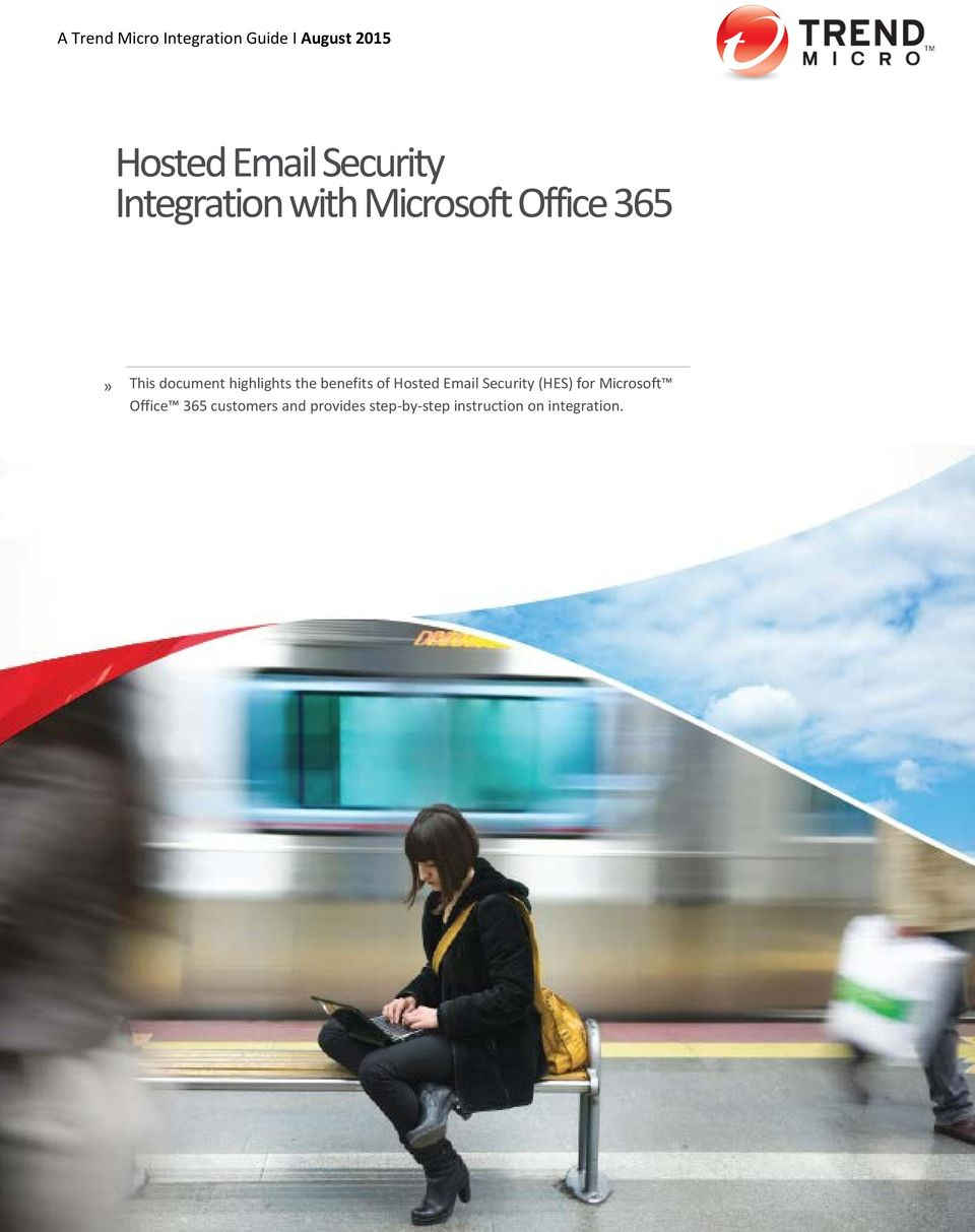 highlights the benefits of Hosted Email Security (HES) for