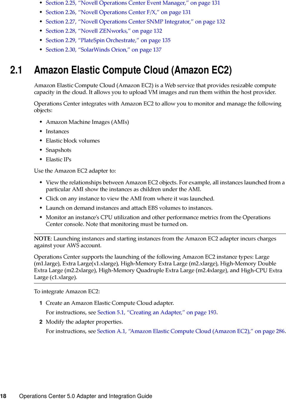 1 Amazon Elastic Compute Cloud (Amazon EC2) Amazon Elastic Compute Cloud (Amazon EC2) is a Web service that provides resizable compute capacity in the cloud.