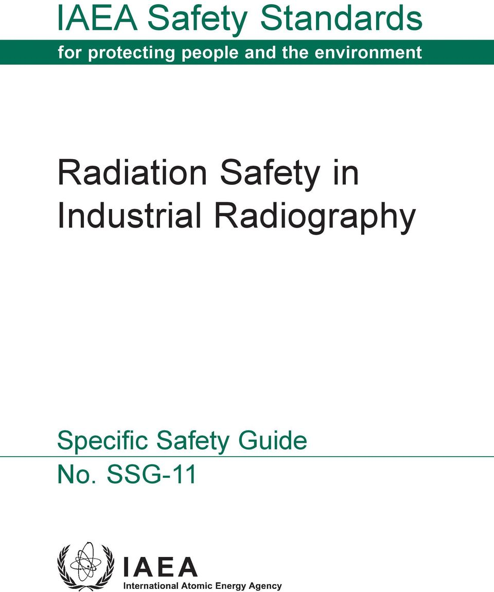 environment Radiation Safety in