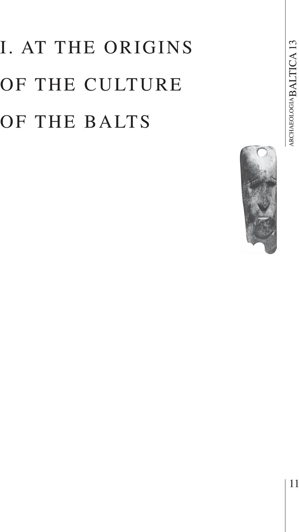 THE BALTS