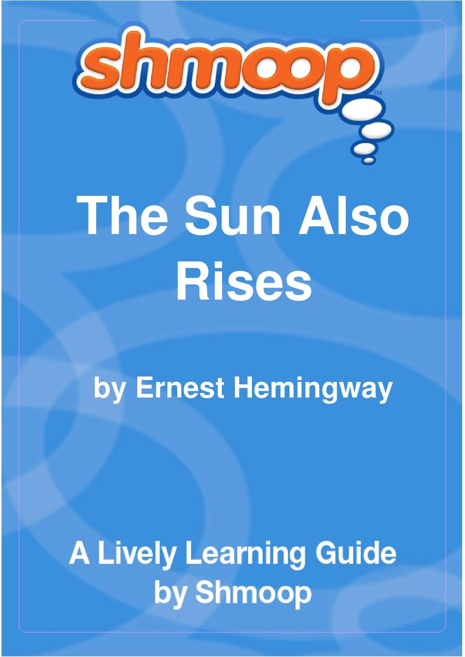 bullfighting the sun also rises essay Essays - largest database of quality sample essays and research papers on masculinity in the sun also rises.