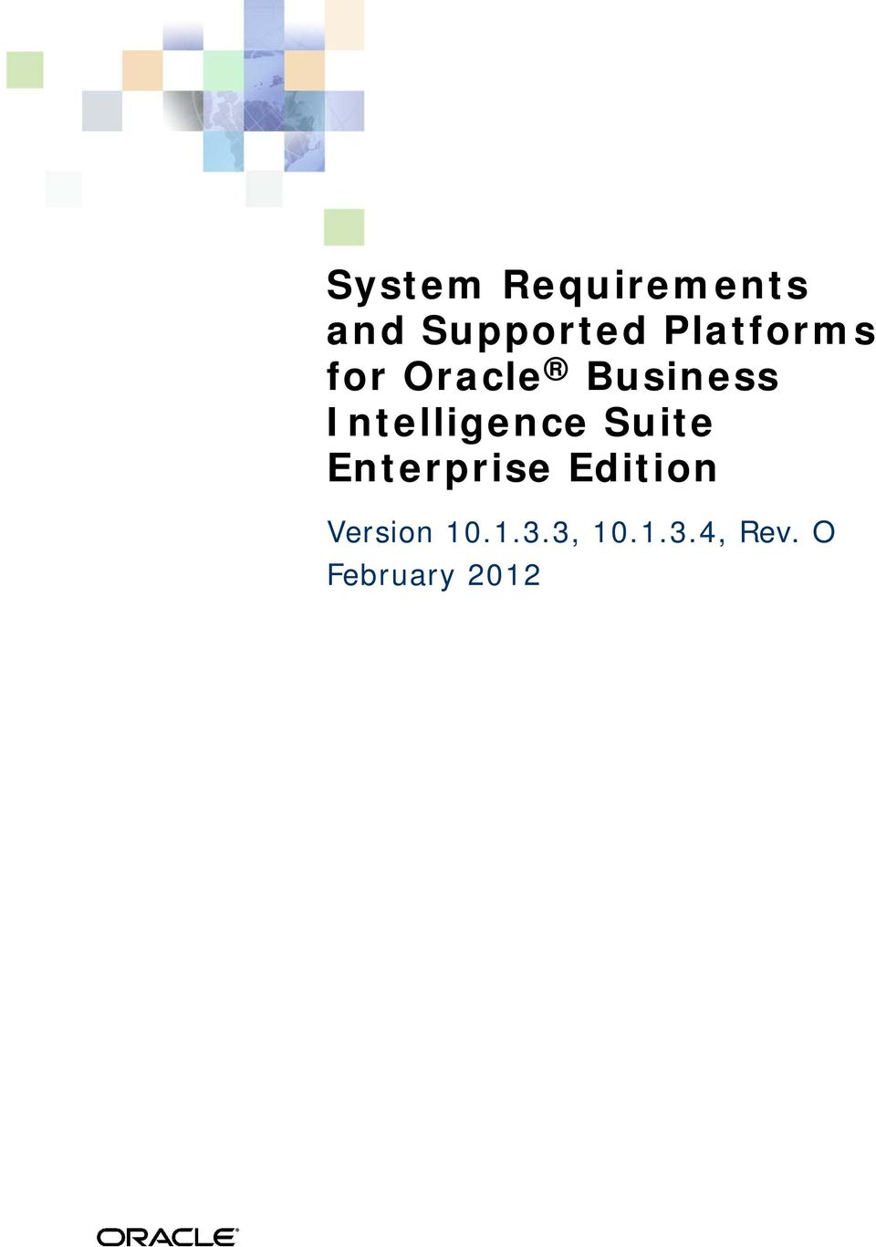 Suite Enterprise Edition Version