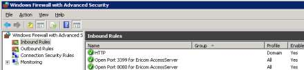 Installing Ericom Access Server Run EricomAccessServer.msi and follow the instructions of the installation wizard. Review and accept the License Agreement.