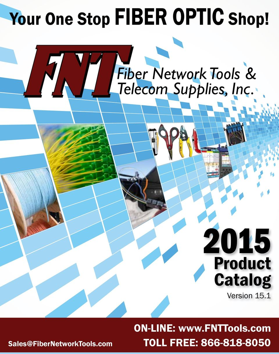 2015 Product Catalog Version 15.