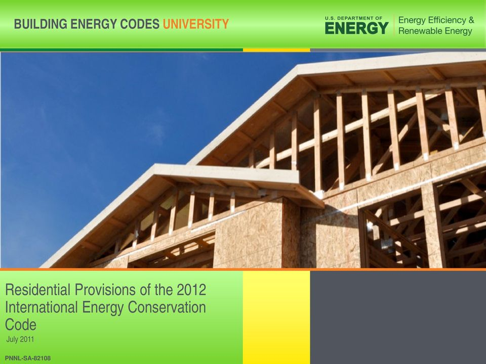 2012 International Energy