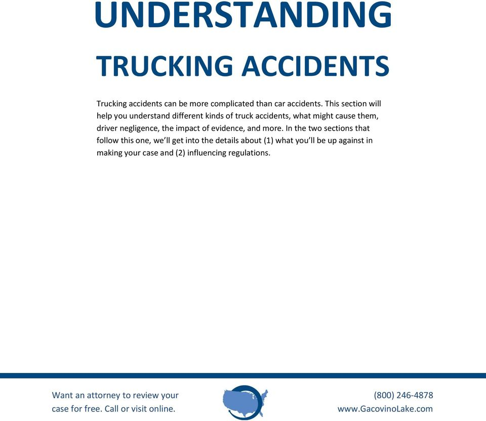 driver negligence, the impact of evidence, and more.