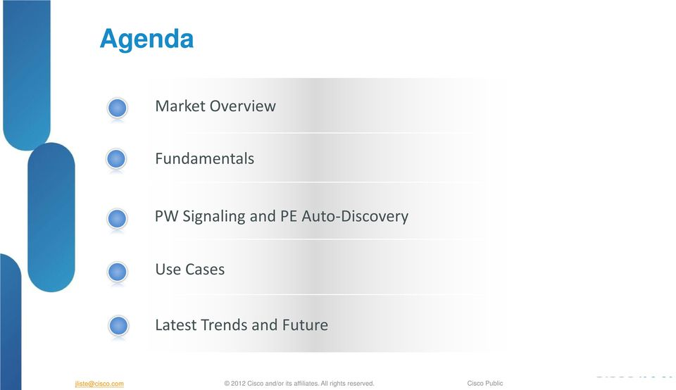 and PE Auto-Discovery Use