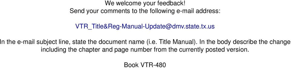 VTR_Title&Reg-Manual-Update@dmv.state.tx.