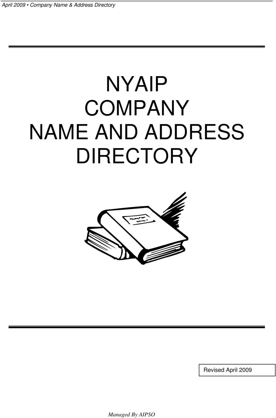 DIRECTORY Revised