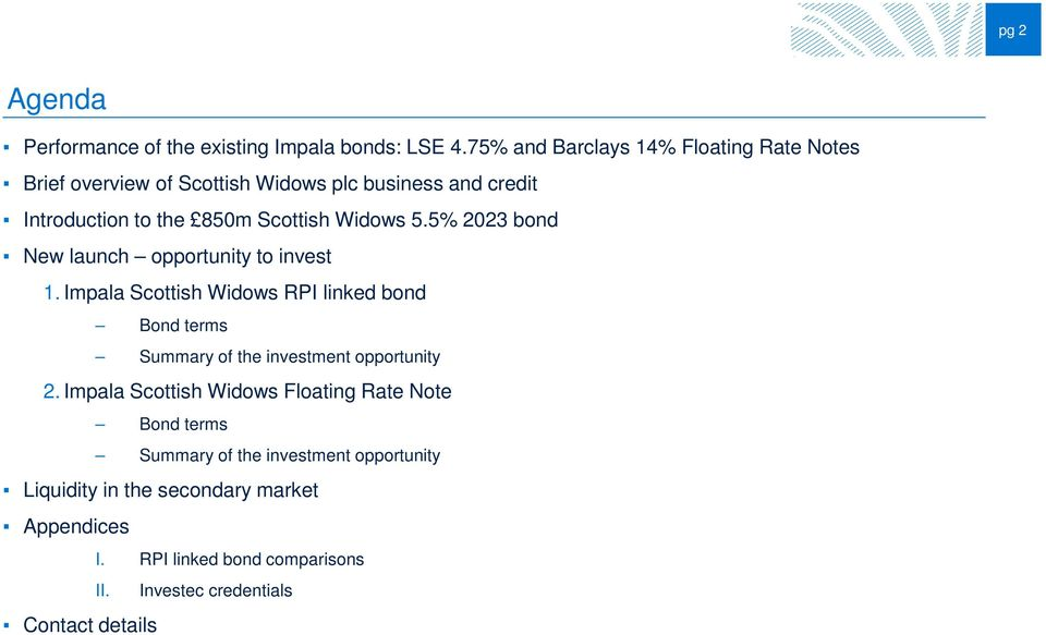 Widows 5.5% 2023 bond New launch opportunity to invest 1.