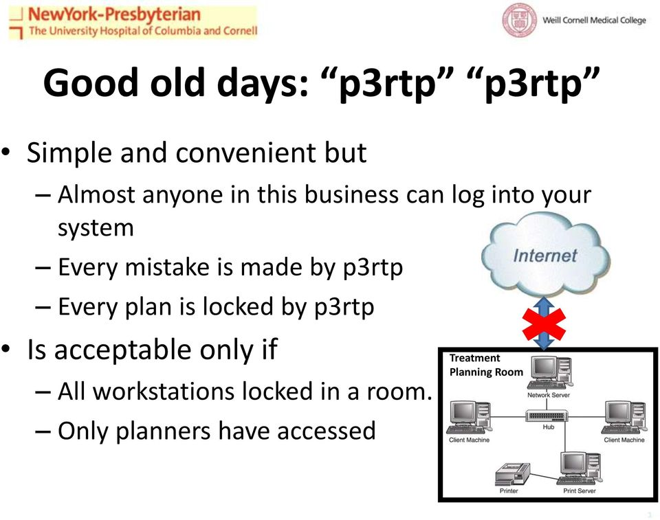Every plan is locked by p3rtp Is acceptable only if All workstations