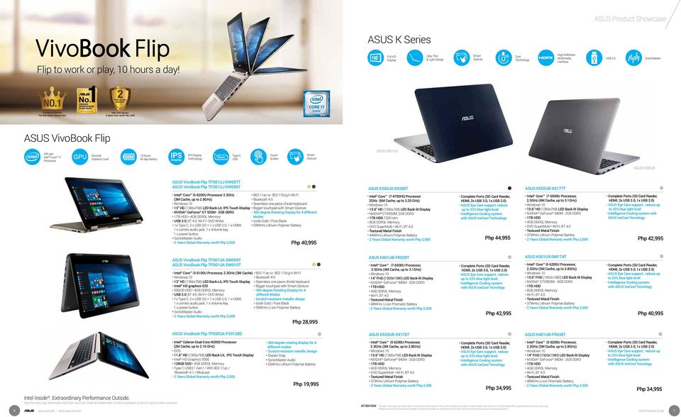 installer smart gesture asus windows 10