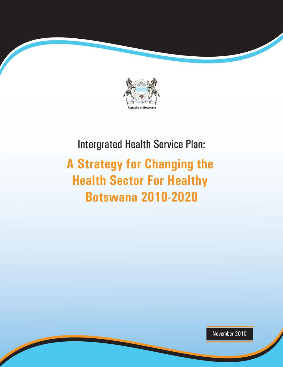 the Health Sector For Healthy