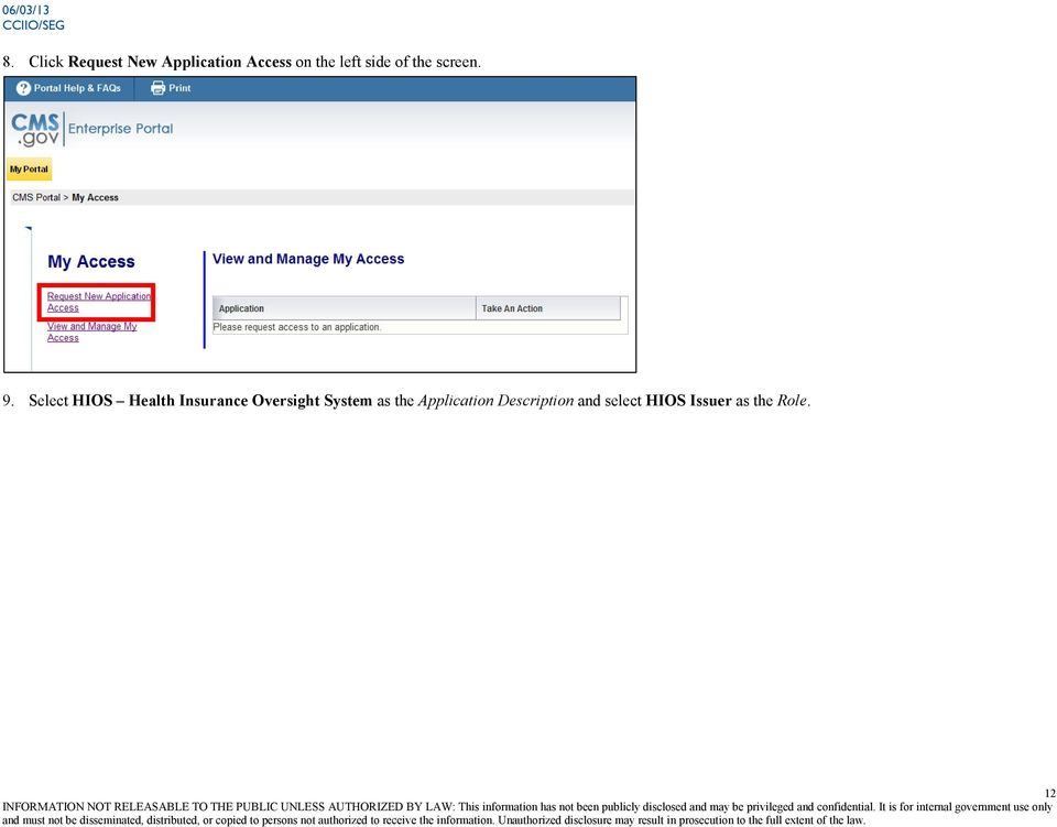Select HIOS Health Insurance Oversight System