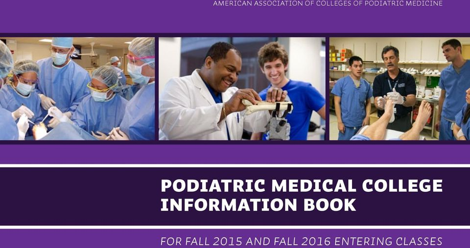 Medical college information book