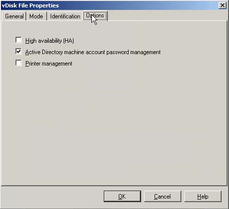 Provisioning Services High-Availability With the store still selected in the left column, select the appropriate image in the right-side of the console.