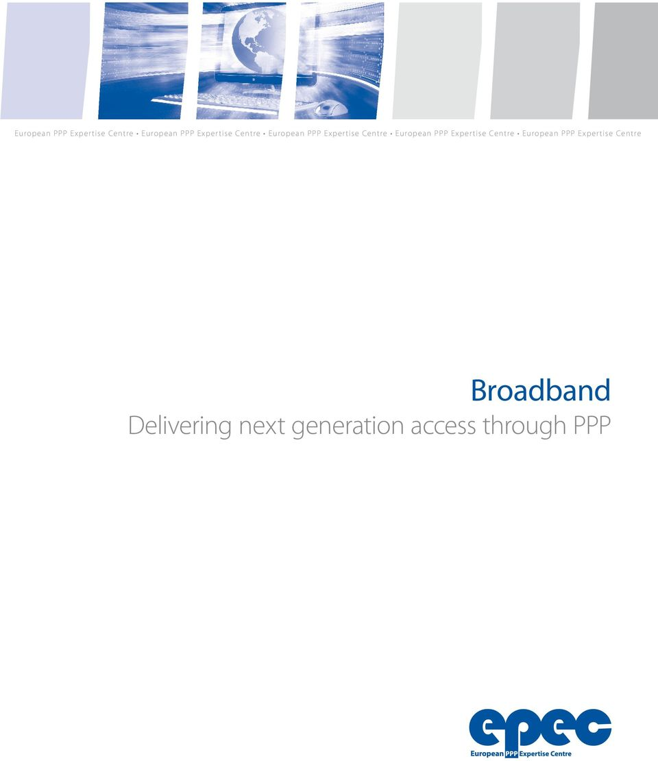 Expertise Centre Broadband Delivering next