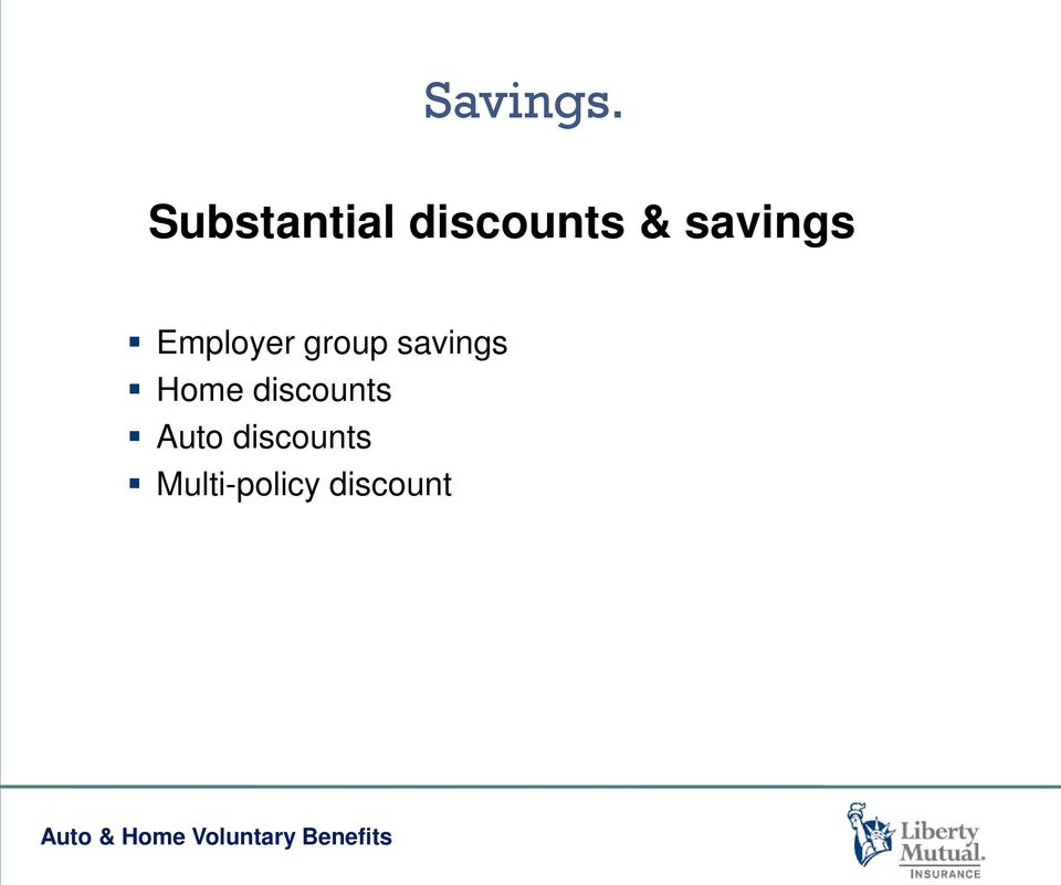 savings Employer group