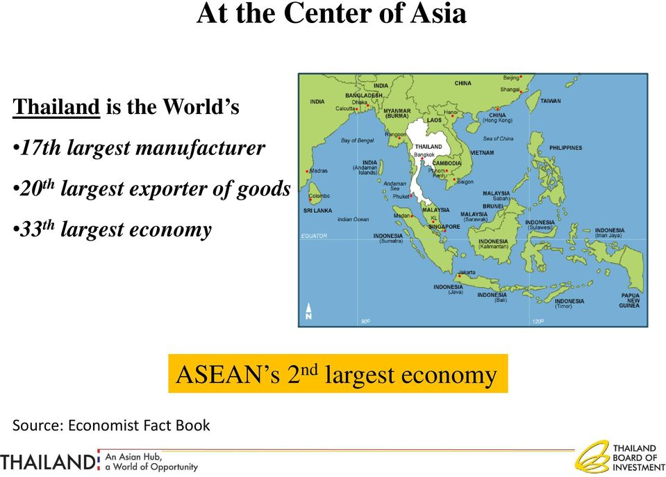 exporter of goods 33 th largest economy