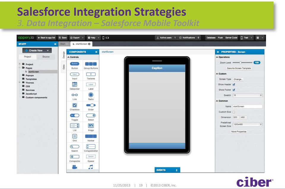 Data Integration Salesforce