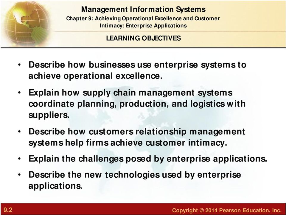 Describe how customers relationship management systems help firms achieve customer intimacy.