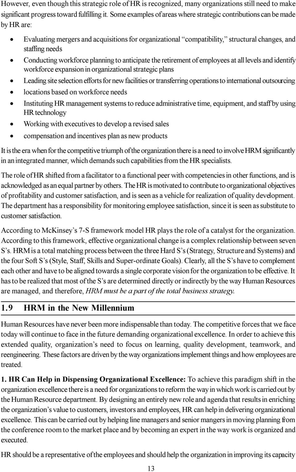 unit introduction to human resource management pdf workforce planning to anticipate the retirement of employees at all levels and identify workforce expansion in