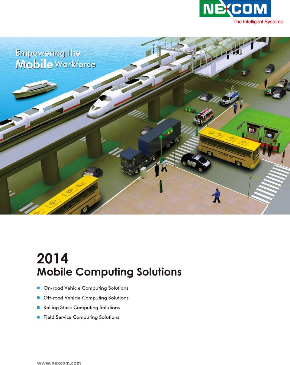 Vehicle Computing Solutions Rolling Stock Computing
