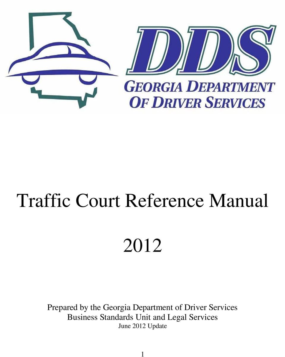 Driver Services Business Standards