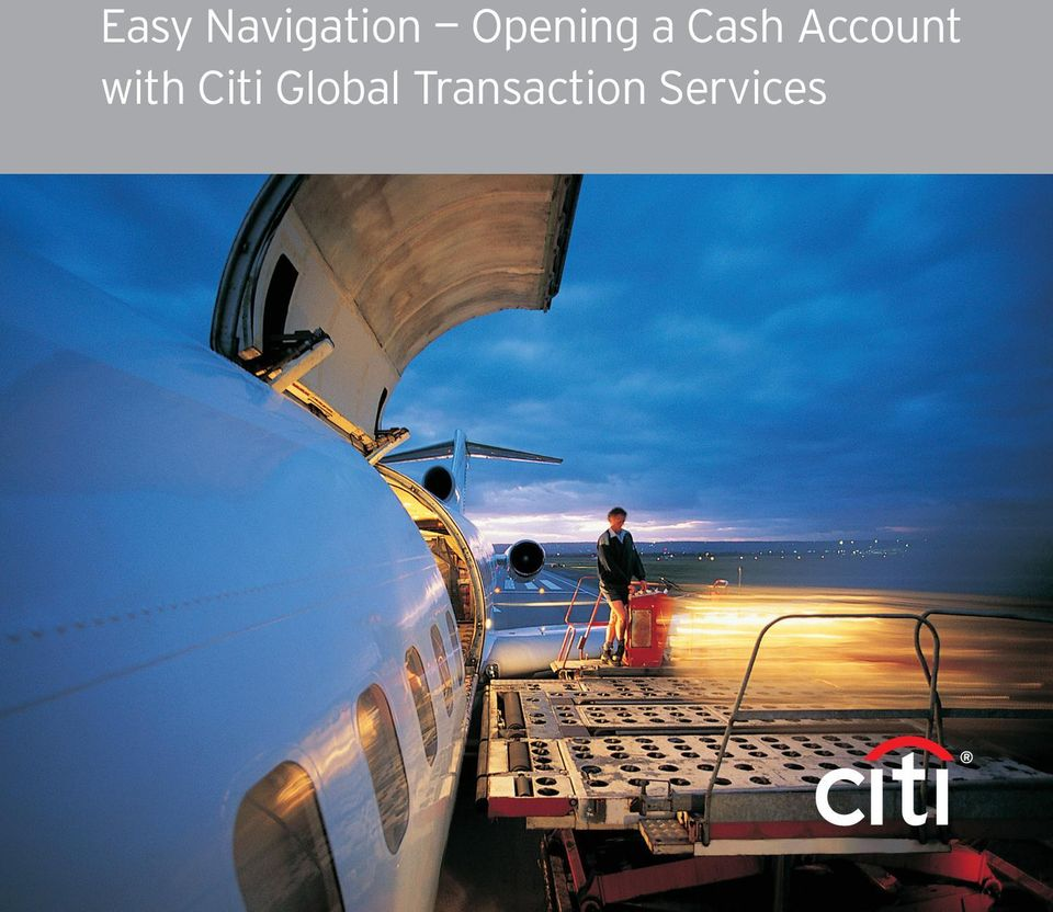 Account with Citi