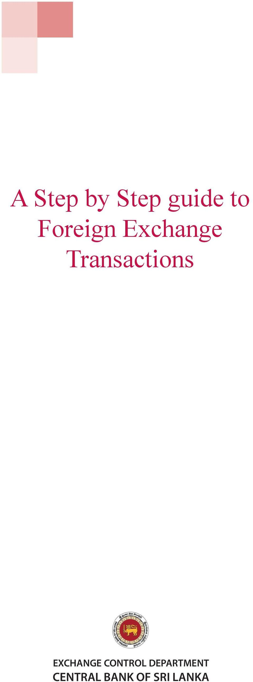 Transactions EXCHANGE