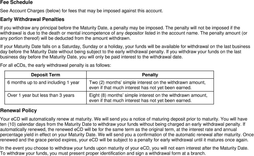 The penalty amount (or any portion thereof) will be deducted from the amount withdrawn.