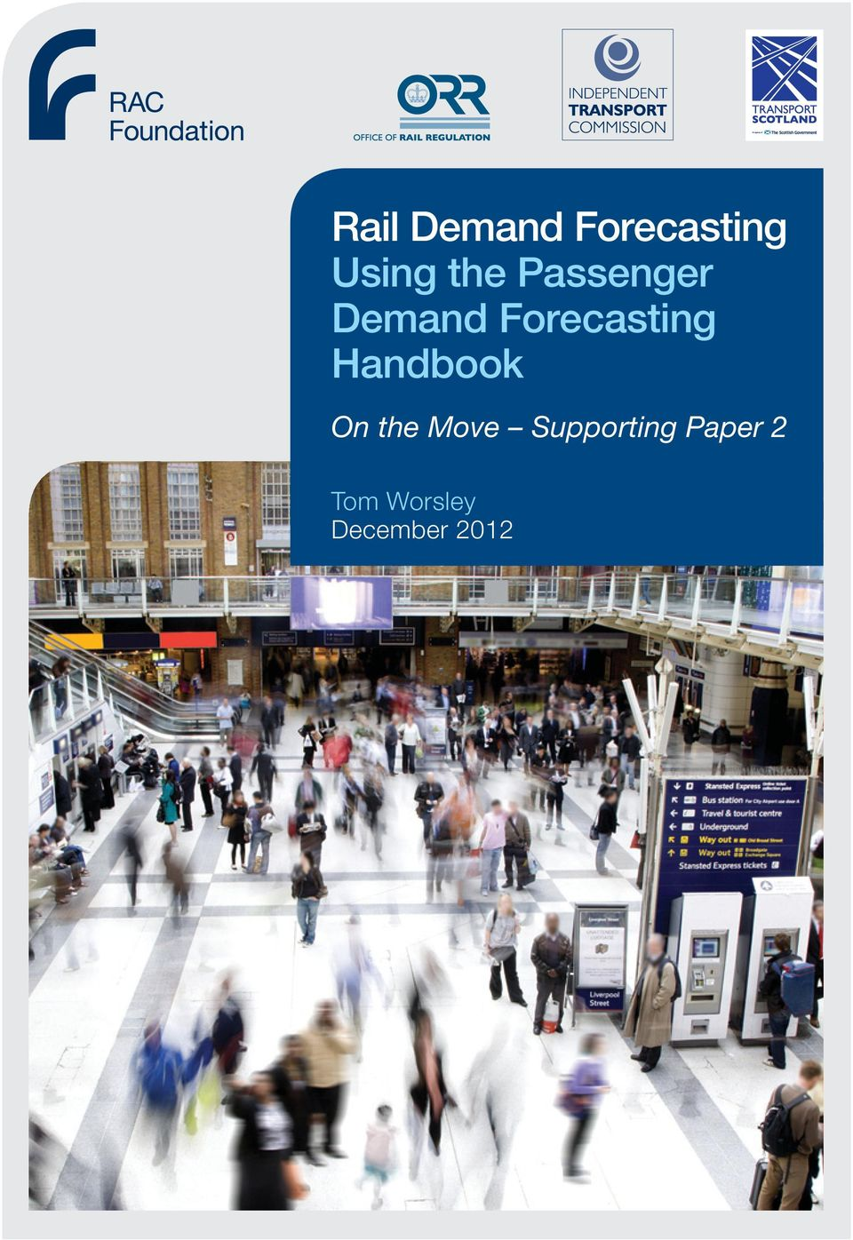 Forecasting Handbook On the